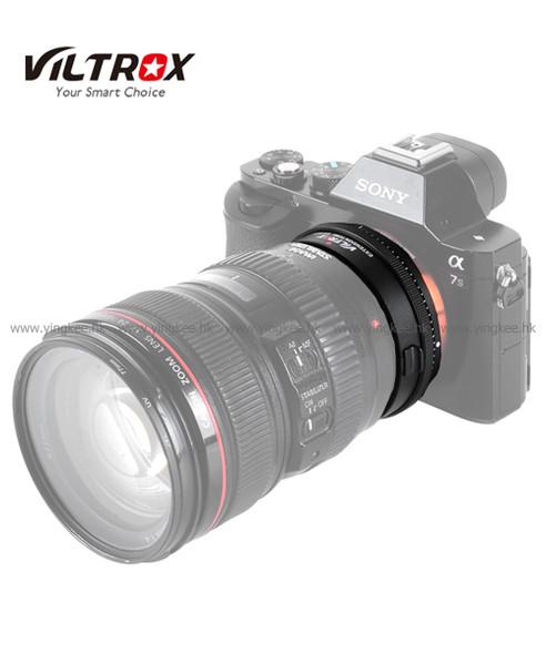Viltrox 唯卓 Canon EF 鏡轉 Sony NEX 相機 EX-NEX微距轉接環