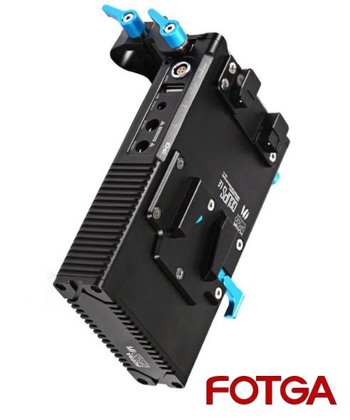 Fotga DP500 III CCUPS LE 相機供電系統V Mount電池槽