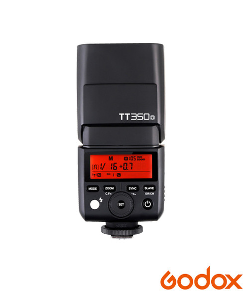Godox 神牛 TT350O TTL Olympus Panasonic M4/3 微型機頂閃光燈