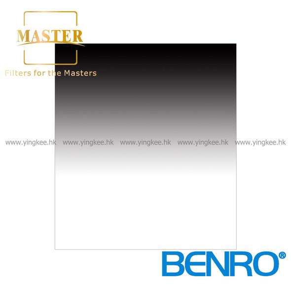 Benro Master GND8 (0.9) Soft 170mm Glass Filter 玻璃漸變灰濾鏡