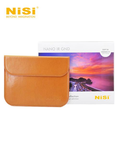 NiSi 耐司 Nano IR 100mm Soft GND16 / 1.2 / 4-Stops 漸變灰濾鏡