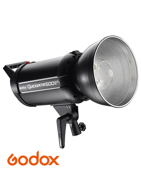 Godox 神牛 QT600IIM 600W 第二代內置接收高速影樓閃光燈
