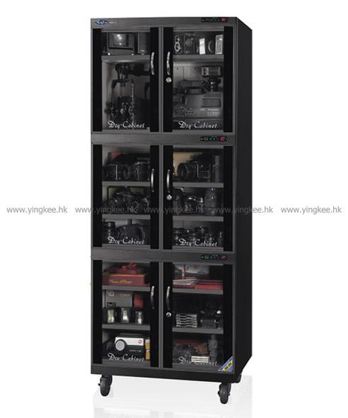 HuiTong 惠通 DHC-800 800L 大型數控電子防潮箱防潮櫃