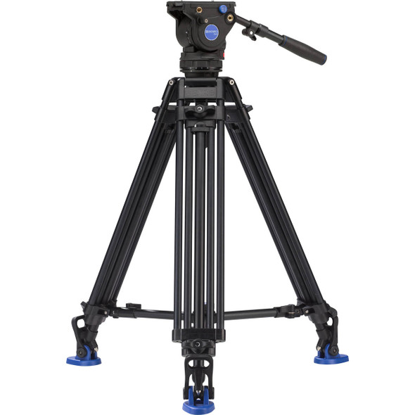 Benro 百諾 BV6  Video Tripod 雙管攝錄腳架連液壓雲台