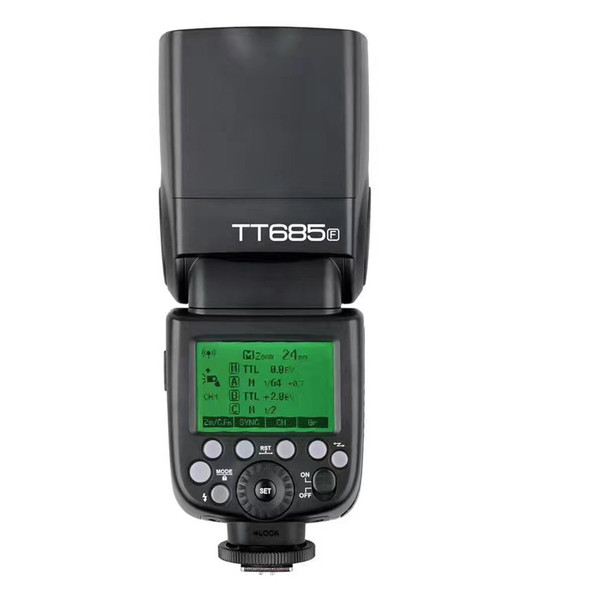 Godox 神牛 TT685F Fujifilm 富士專用 TTL 機頂閃光燈