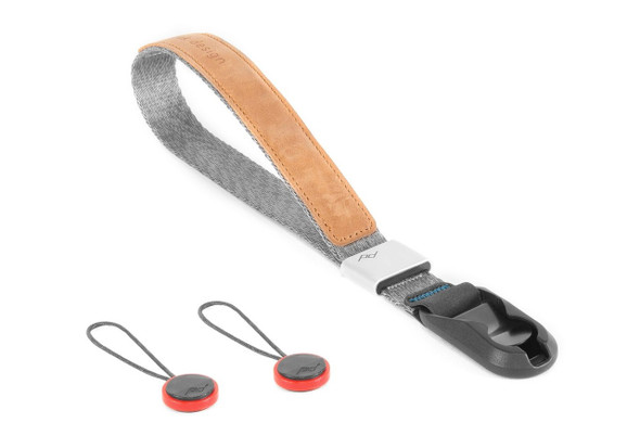 Peak Design Cuff Camera Strap V3 Ash 快拆手帶灰色 (新版)