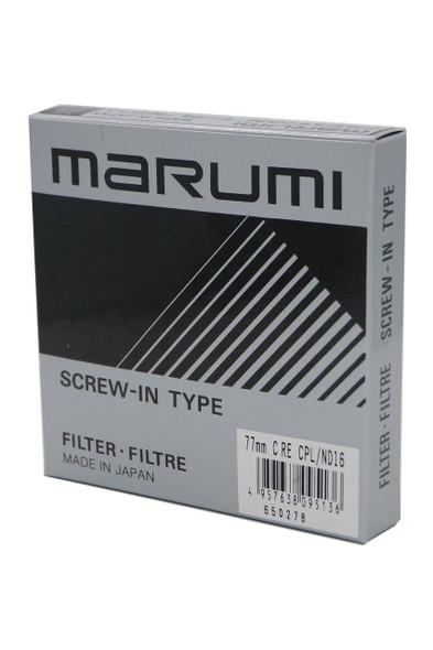 Marumi Creation CPL/ND16 Filter 偏光減光鏡 77mm (日本製)