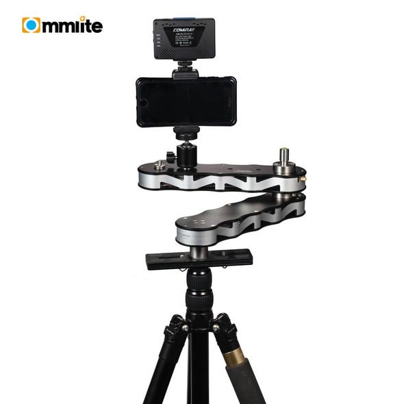 Commlite Retractable Video Slider CS-R700 四倍增距攝錄路軌