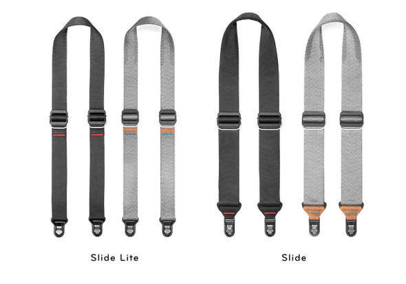Peak Design Slide V3 Camera Sling Strap Ash