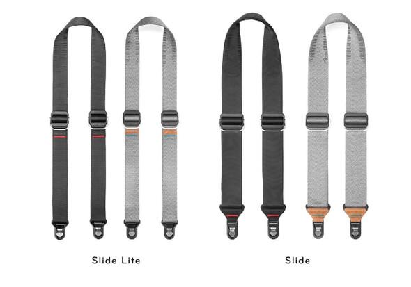 Peak Design Slide V3 Camera Sling Strap Black