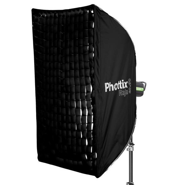 Phottix Raja Quick-Folding Softbox 60x90cm 快開柔光箱