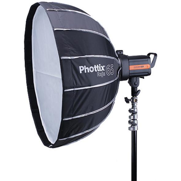 Phottix Raja Quick-Folding Octa Softbox 65cm 快開柔光箱