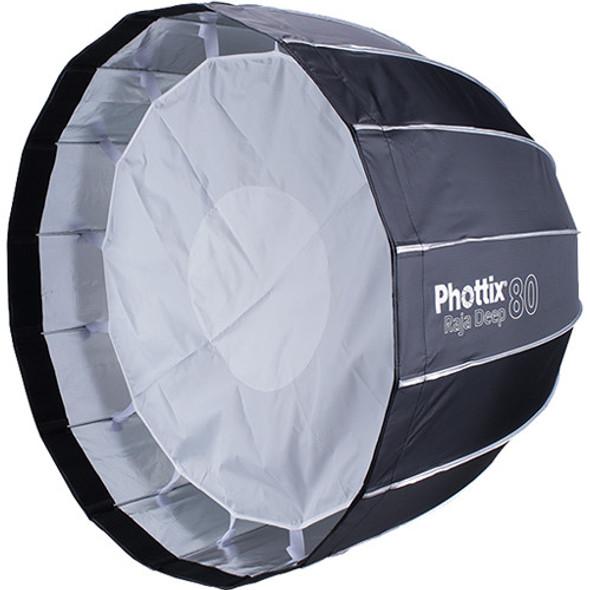 Phottix Raja Deep Quick-Folding Octa Softbox 80cm 快開柔光箱