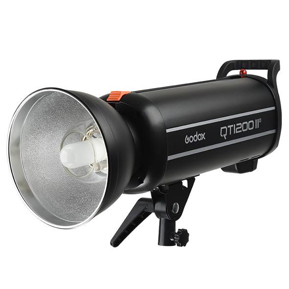 Godox 神牛 QT1200IIM 1200W 第二代內置接收高速影樓閃光燈