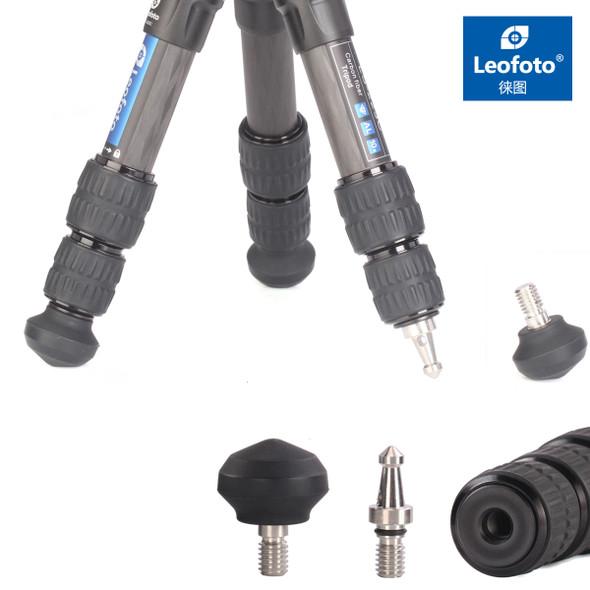 Leofoto LS-223C 碳纖維迷你三腳架