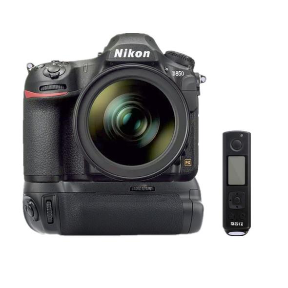 Meike 美科 MK-D850 Pro 電池直倒手柄 ( Nikon D850專用)