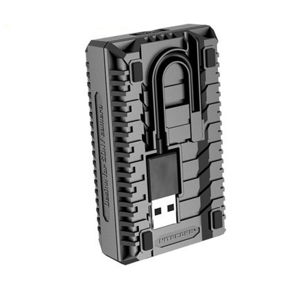 Nitecore USN1 Sony NP-FW50 A7 NEX USB 雙位電池充電座
