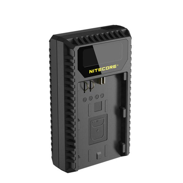 Nitecore UCN1 Canon 5D 4 LP-E6/E6N and LP-E8 USB 雙位電池充電座