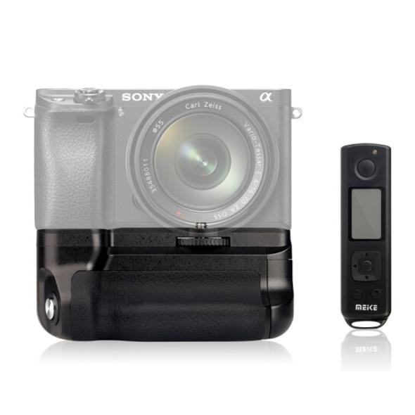 Meike 美科 MK-A6500 Pro 電池直倒手柄連遙控器 (Sony A6500)