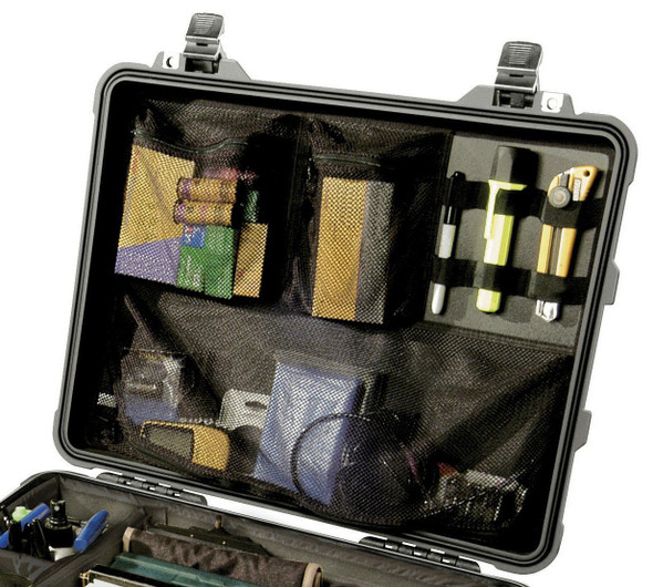 Pelican 1569 Lid Organizer 整理袋 (Pelican 安全箱專用)