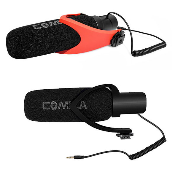 Comica CVM-V30 Lite Directional Condenser Shotgun Video  超心型指向電容式收音咪