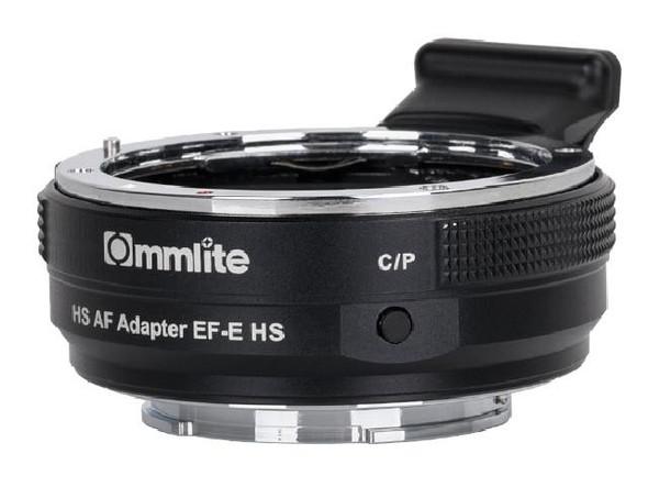 Commlite CM-EF-NEX High speed Canon Lens to Sony Body Auto-Focus Adapter 高速自動對焦轉接環