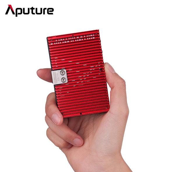 Aputure Amaran AL-MX 旗艦級迷你LED補光燈(內置電池)