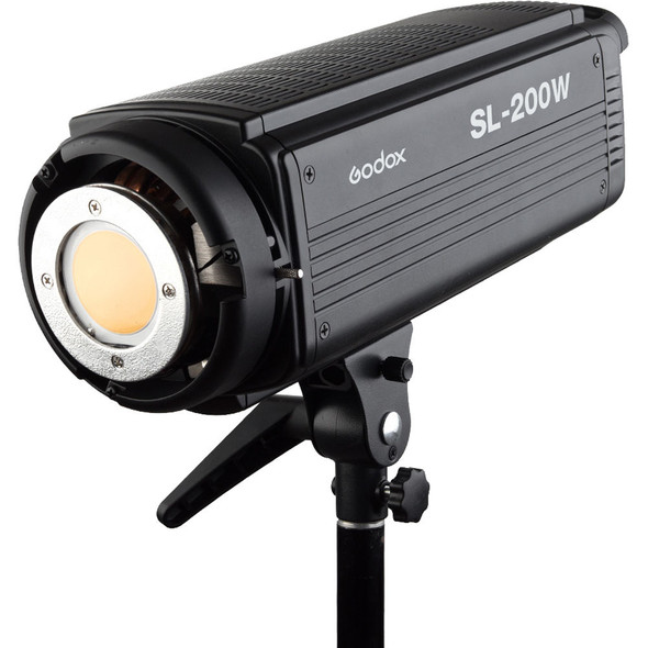 Godox 神牛 SL200W 單色日光LED攝錄燈