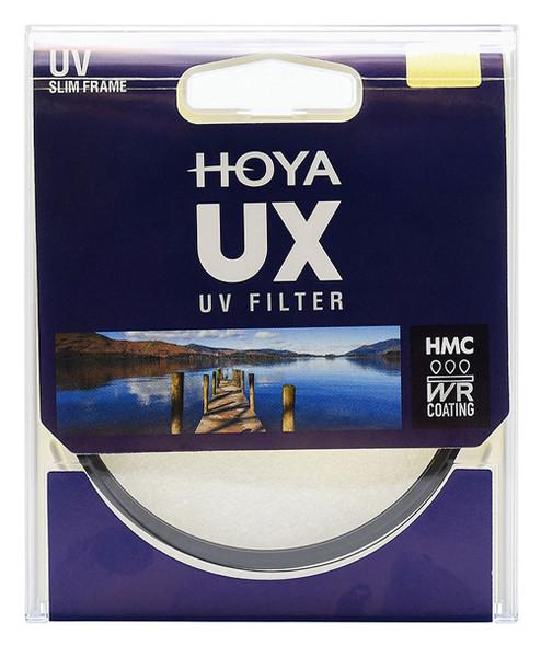 Hoya UX UV 薄框鏡頭濾鏡保護鏡82mm