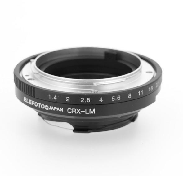 Elefoto CRX -LM 手動轉接環
