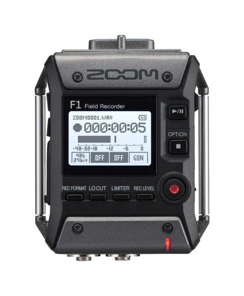 Zoom F1-SP Field Recorder + Shotgun MIc 數碼錄音機