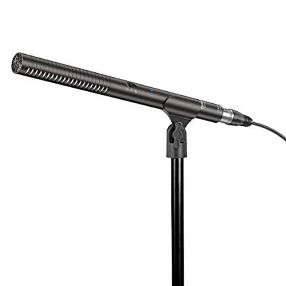Comica CVM-VP2 Cardioid Condenser Shotgun XLR Microphone 超心型指向電容式收音咪