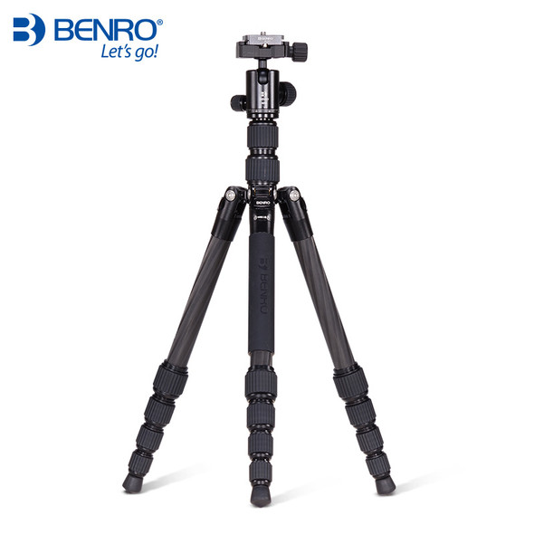Benro 百諾 MC09K Black 旅行碳纖維三腳架套裝