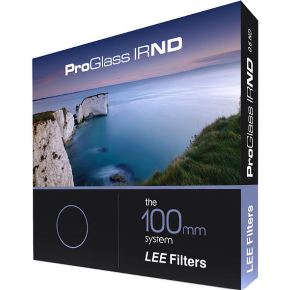 Lee Filters 100 x 100mm ProGlass PG10 IRND 1000 /10 stops /3.0 Filter 減光濾鏡