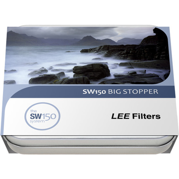 Lee Filters 150 x 150mm SW150 Big Stopper 10 stops / 3.0 Filter 減光濾鏡