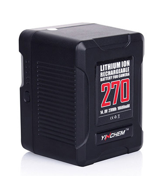 Yinchem YC-270S 18600mAH V-mount LI-ION Battery V接口鋰電池