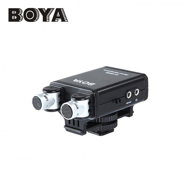 BOYA BY-SM80 立體收音咪