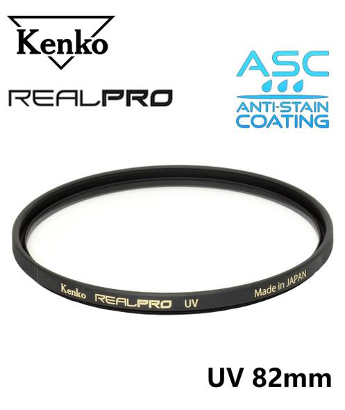 Kenko Real Pro UV Filter (Made in Japan) 82mm