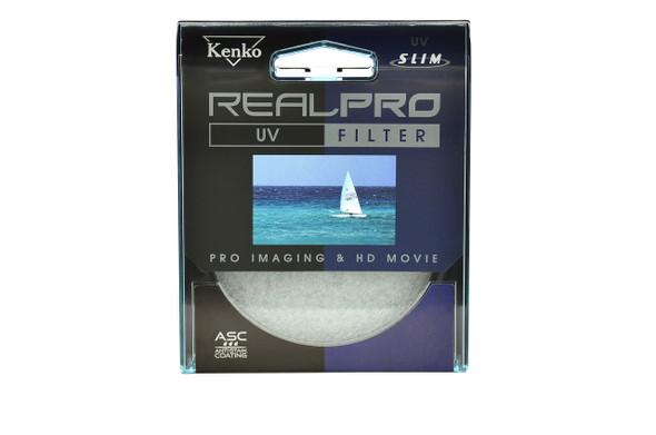Kenko Real Pro UV Filter (Made in Japan) 58mm