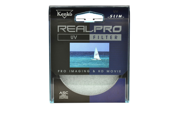Kenko Real Pro UV Filter (Made in Japan) 43mm