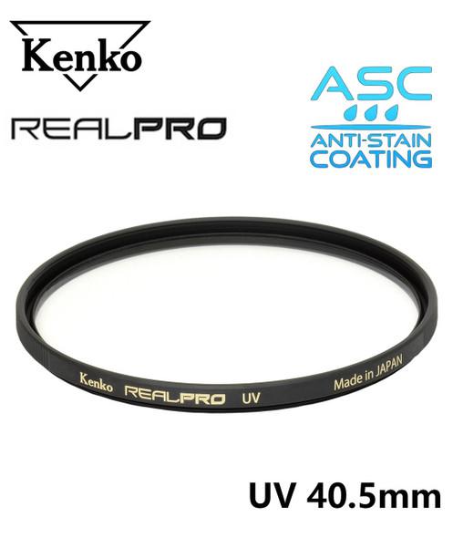 Kenko Real Pro UV Filter (Made in Japan) 40.5mm