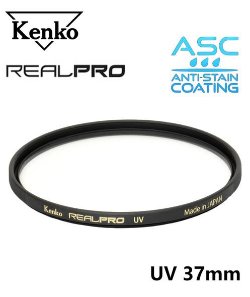 Kenko Real Pro UV Filter (Made in Japan) 37mm