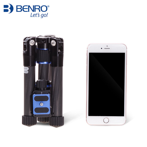 Benro 百諾 SC08 Mini Tripod 碳纖維迷你腳架