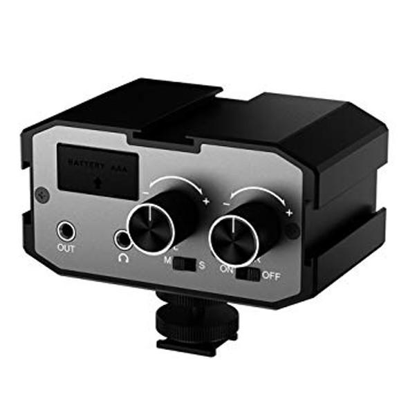Comica CVM-AX1 Audio Mixer Adapter
