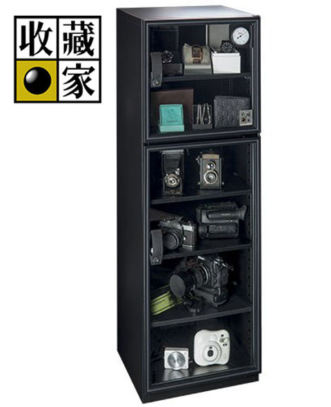 Eureka收藏家AX-180 174L電子防潮箱 (五年保養)