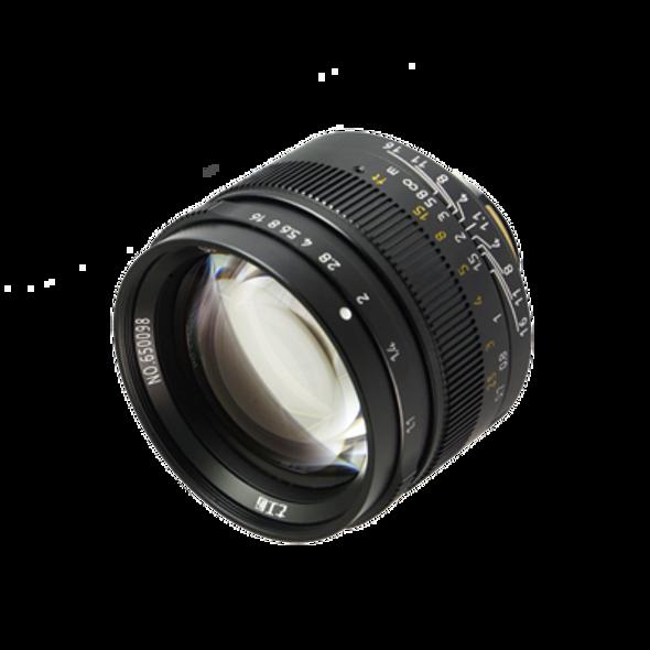 七工匠 7artisans 50mm F1.1 LM 鏡頭 Black 黑色