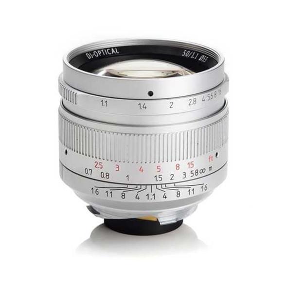 七工匠 7artisans 50mm F1.1 LM 鏡頭 Silvery 銀色