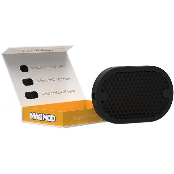 MagMod MagGrid 2 閃光燈磁力蜂巢片