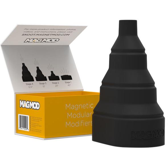 MagMod MagSnoot 閃光燈磁力束光筒