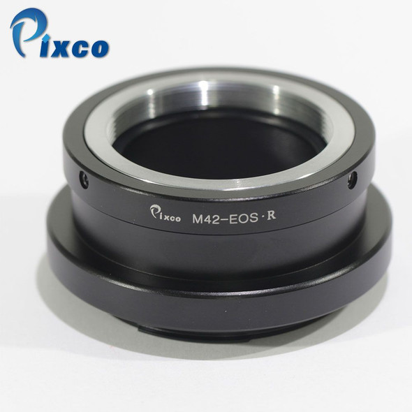 Pixco M42-EOS R M42 to Canon EF R Mount 手動轉接環